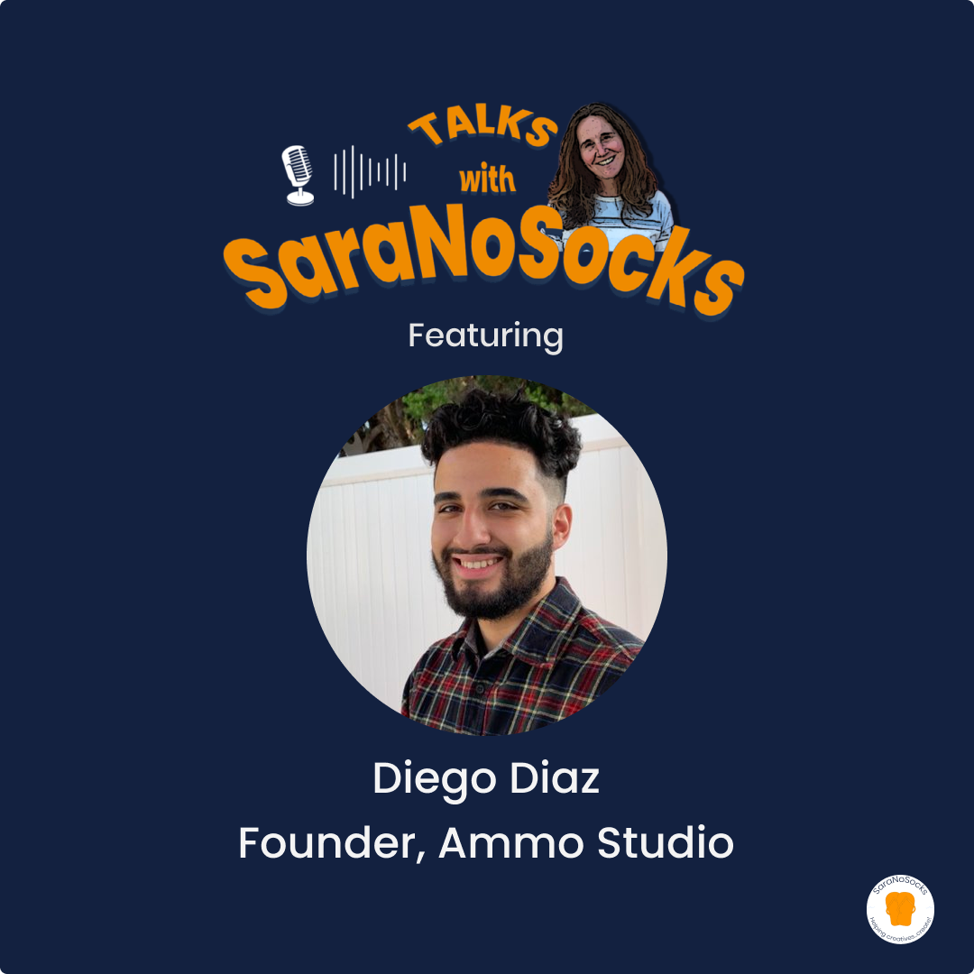 Ep 92: Follow-up Interview with Diego Diaz, Founder Ammo Studio