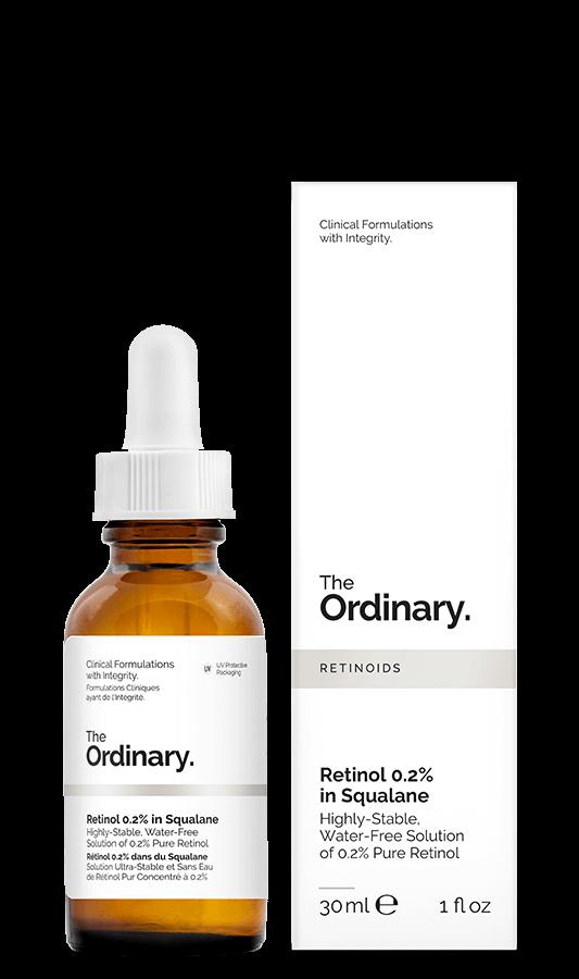 The Ordinary Retinol 0,2% in Squalane