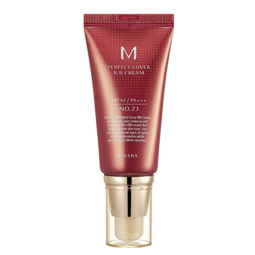 Missha M Perfect Cover BB Cream #27 SPF 42