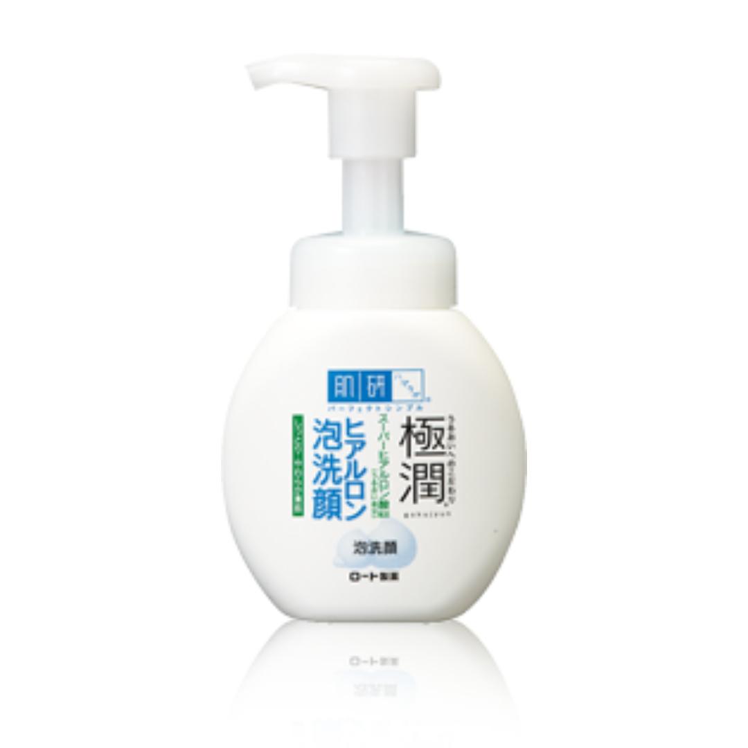 Hada Labo Gokujyun Foaming Face Wash Cleanser