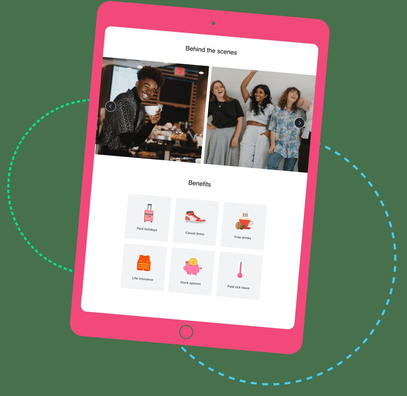 Intrro Benefit App