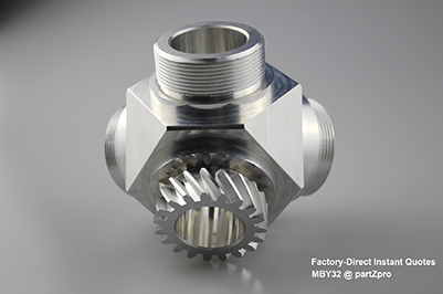 Benefits of five-axis CNC machining