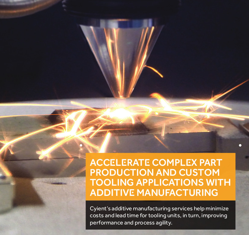 Cyient additive manufacturing is new supplier in partZpro network