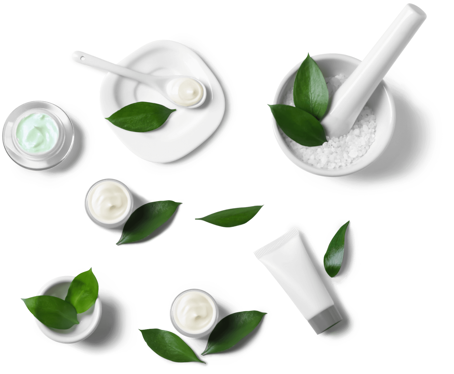 Custom formulation for beauty cosmetics.