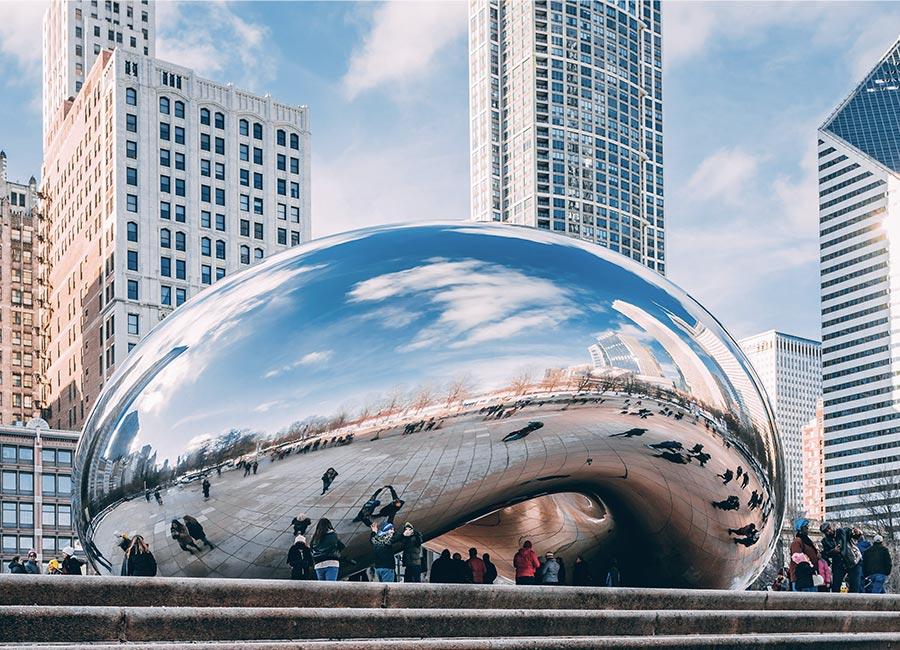 Jansy's Chicago team.