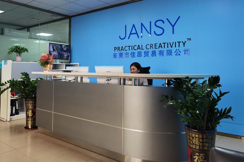 Jansy China packaging.
