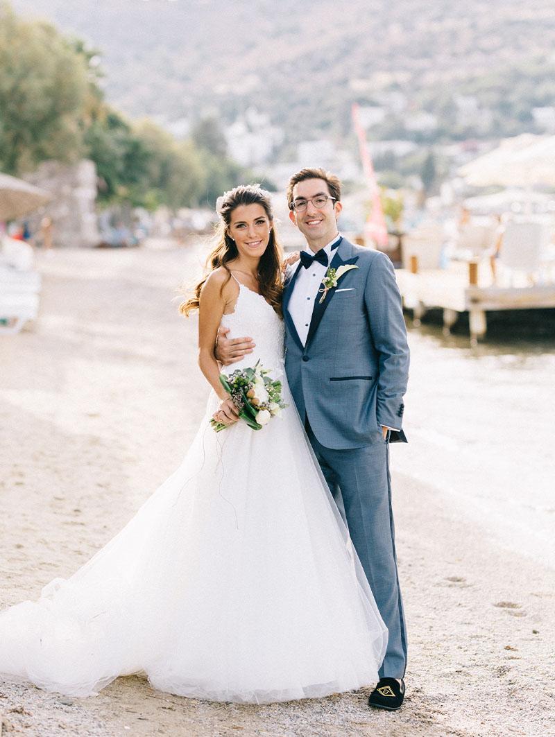 Flamm Bodrum Wedding