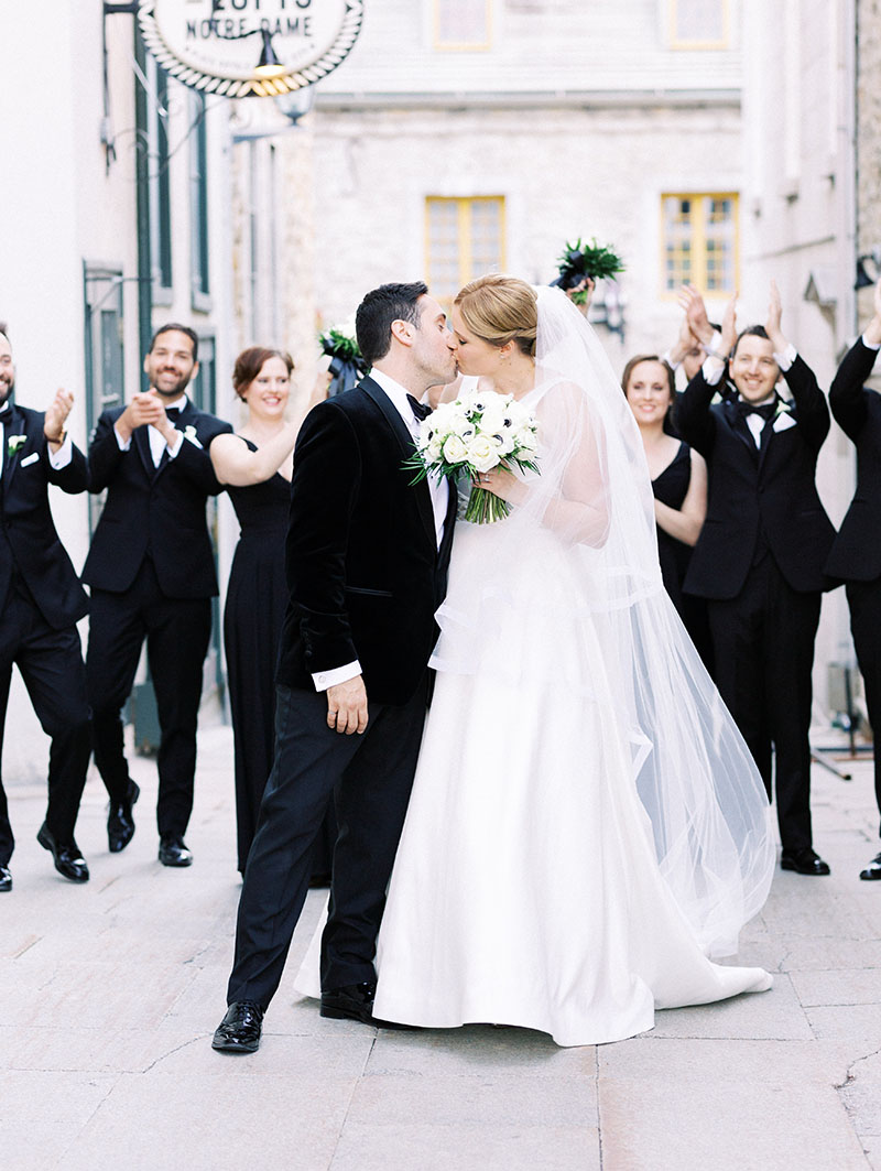 Musée de l'Amérique francophone Wedding