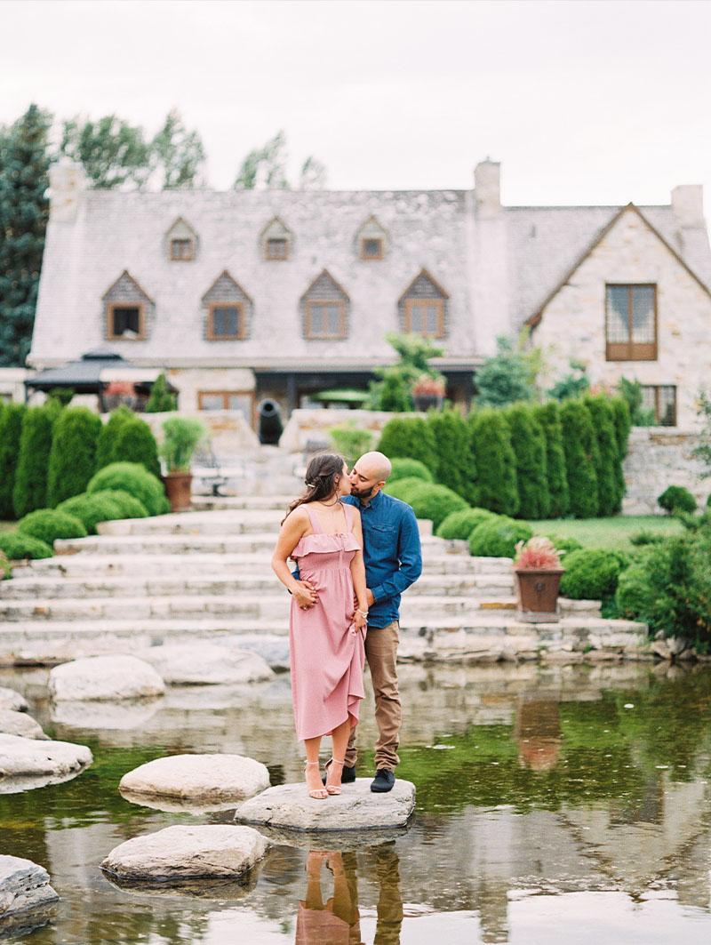 Photos Couple Engagement Fiancailles Quebec City
