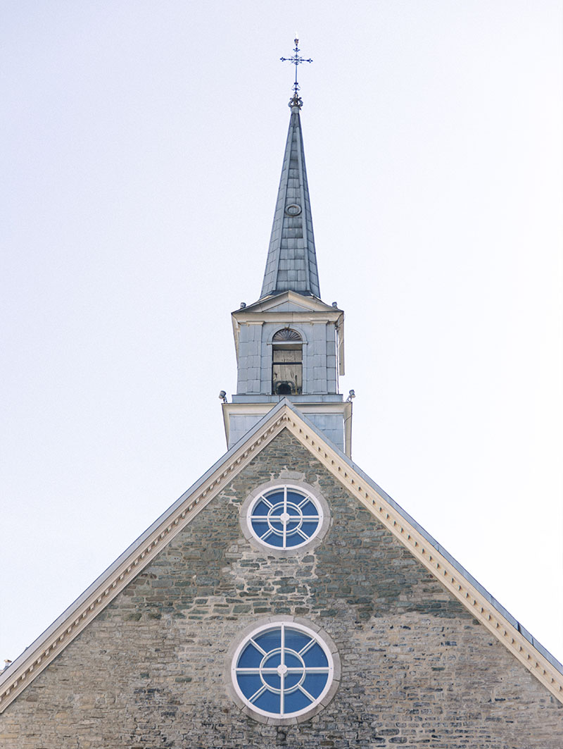 Notre Dame des Victoires Wedding
