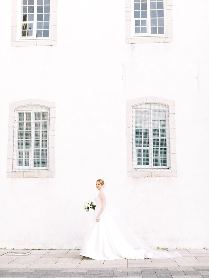 Séminaire De Québec Wedding