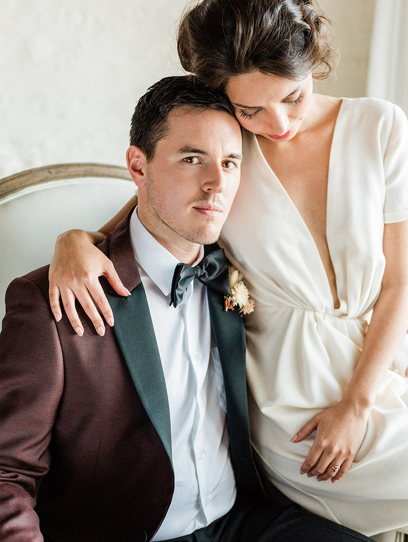 Auberge Saint-Antoine Quebec City Wedding