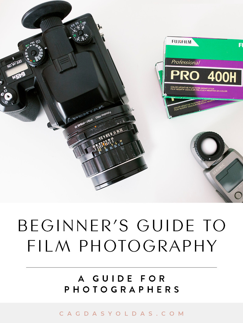 Beginner's Guide to Film Photography by Cagdas Yoldas