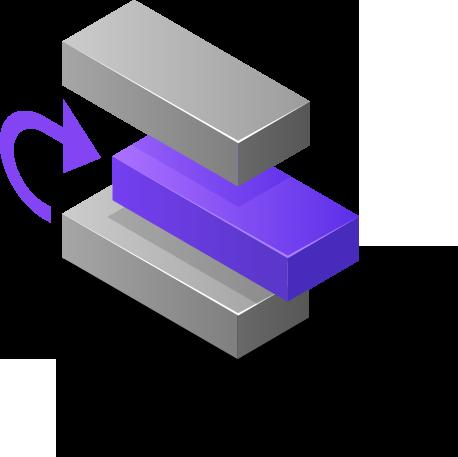 Lift AI 3D Logo