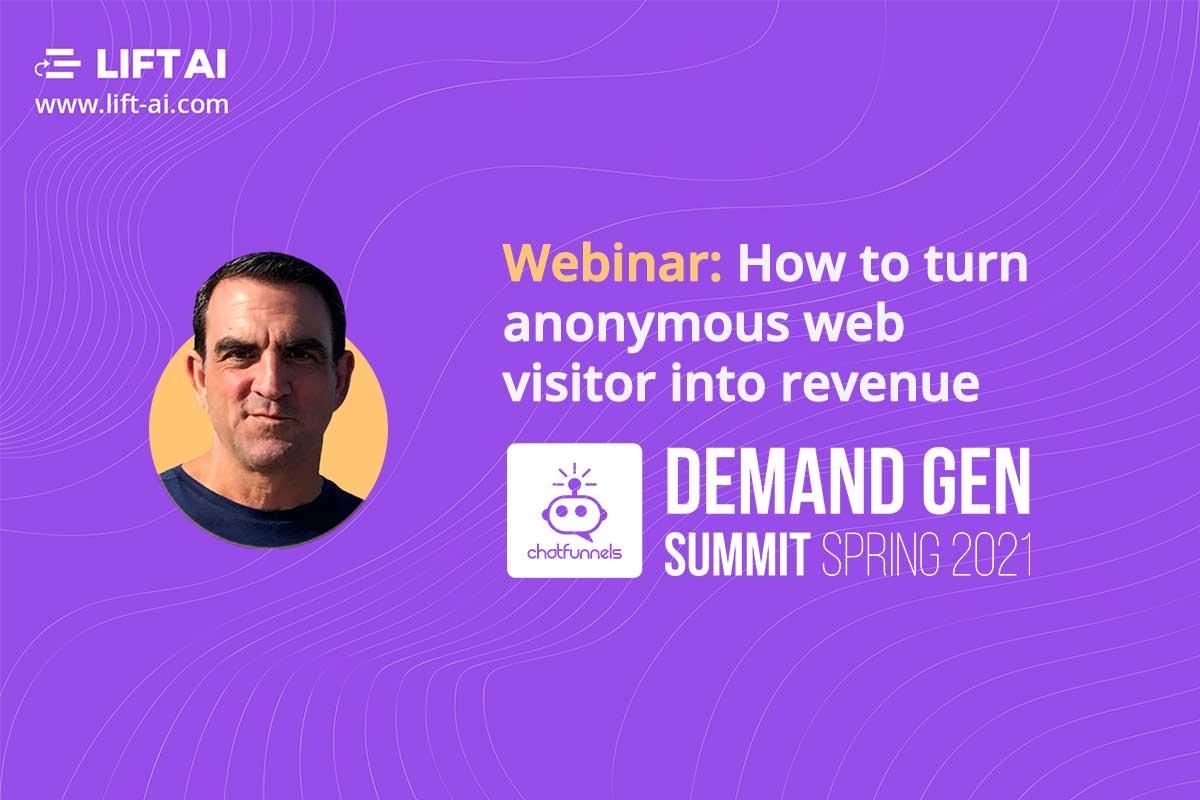 Webinar: DemandGen Summit 2021 Turn Visitors Into Revenue