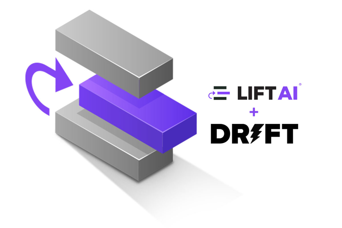Lift AI Partners with Drift to Optimize Website Conversion and Accelerate Revenue