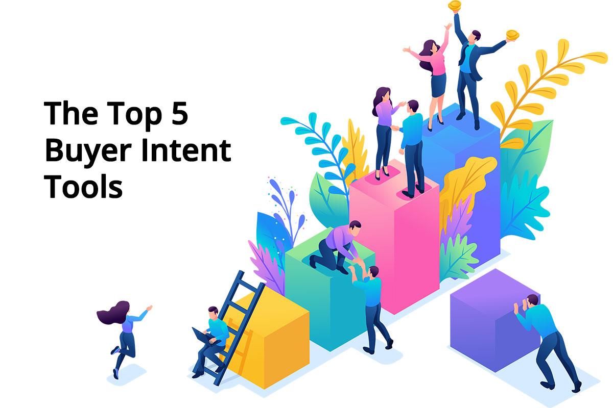 Top-5 Buyer Intent Data Tools in 2021