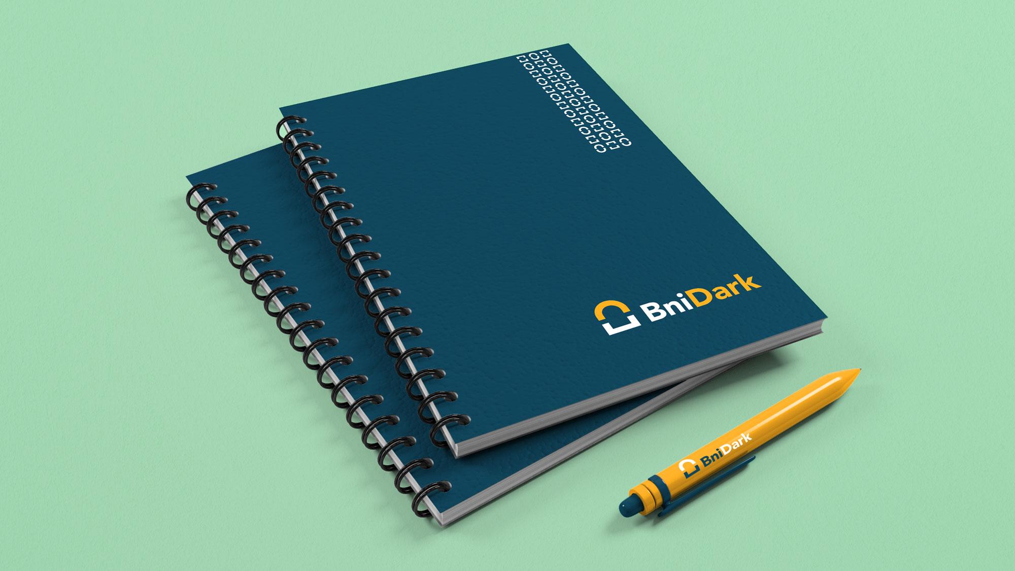 BniDark note book