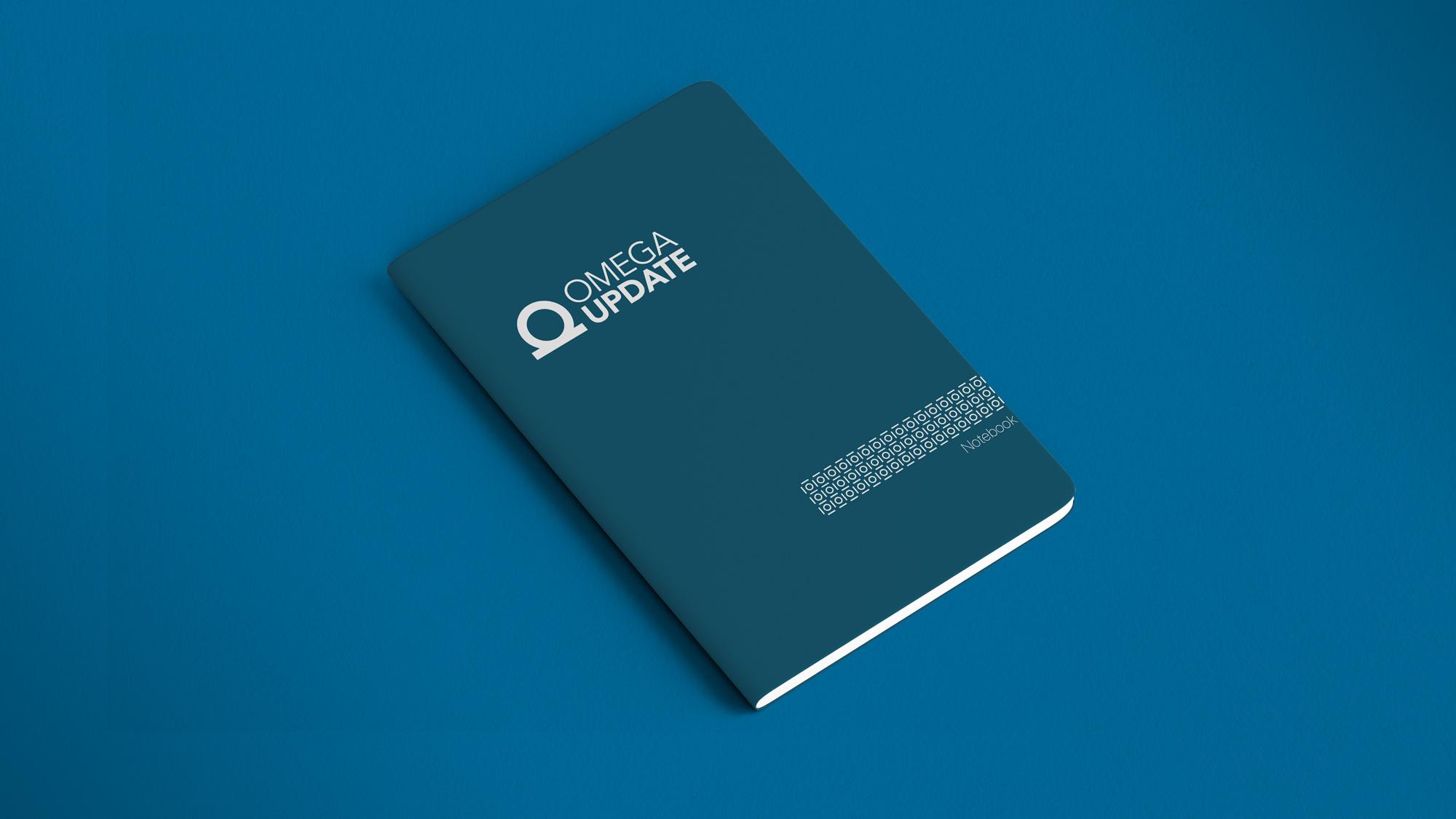 Omega Update note book
