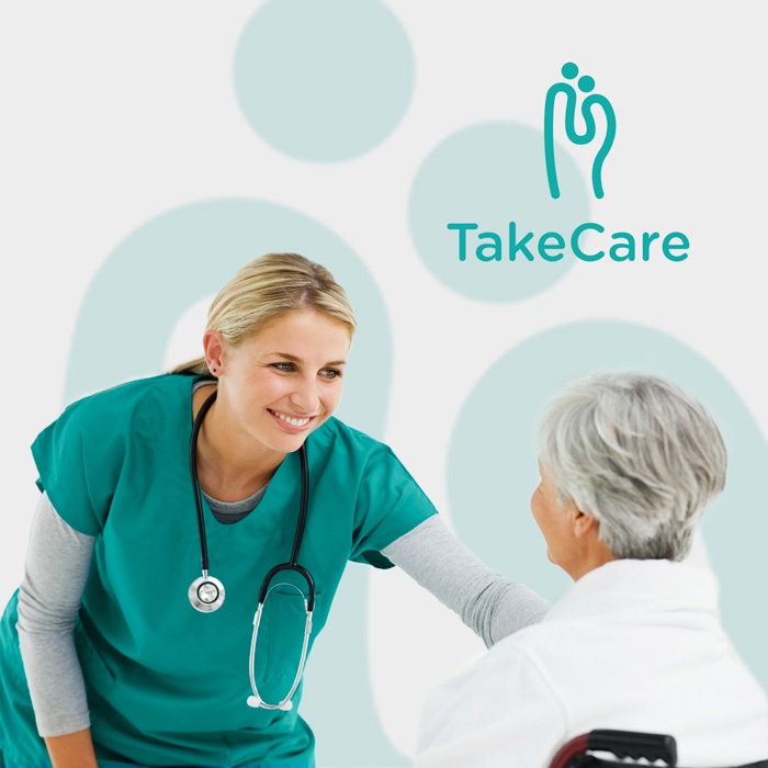 TakeCare's homepage thumbnail
