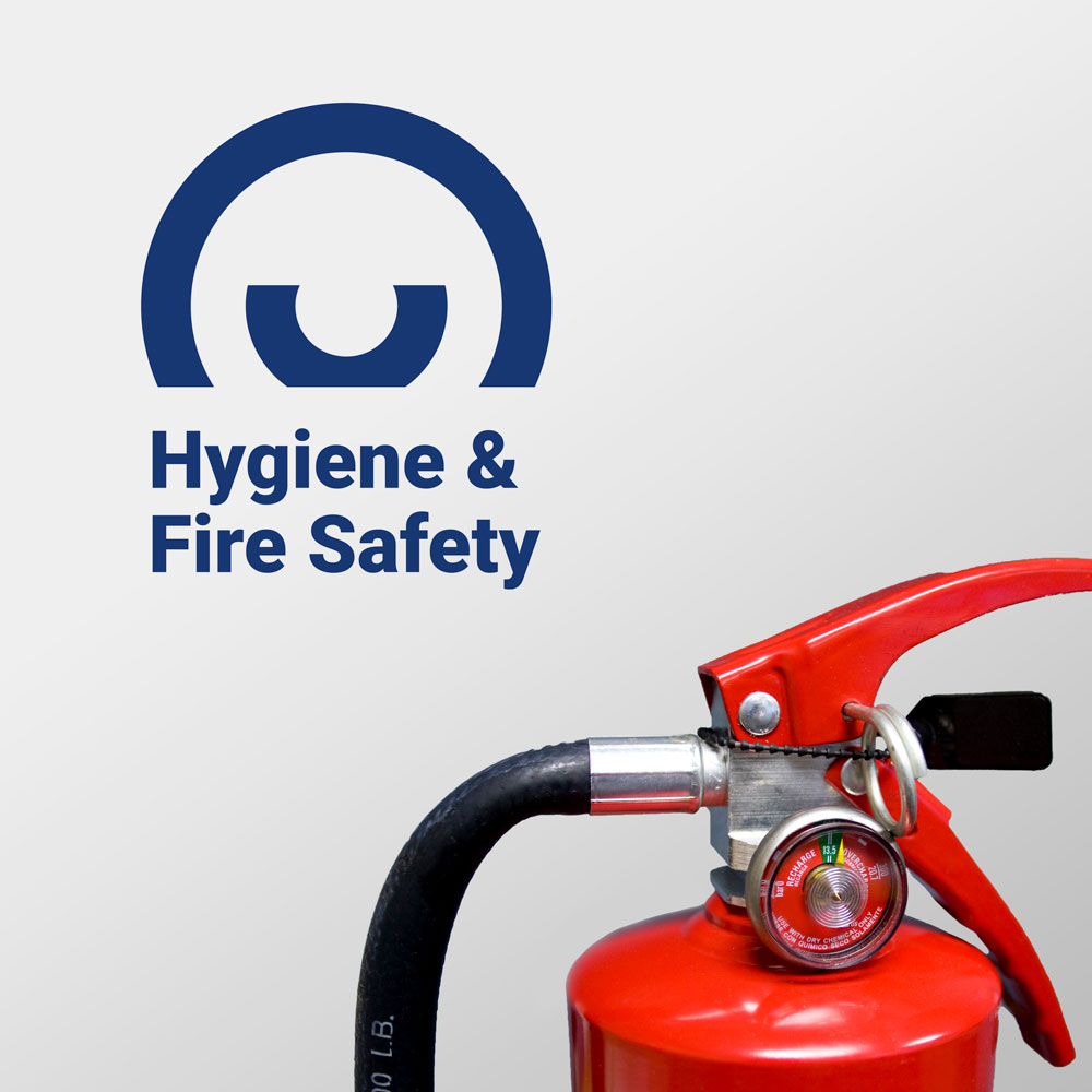Hygiene & Fire Safety homepage thumbnail