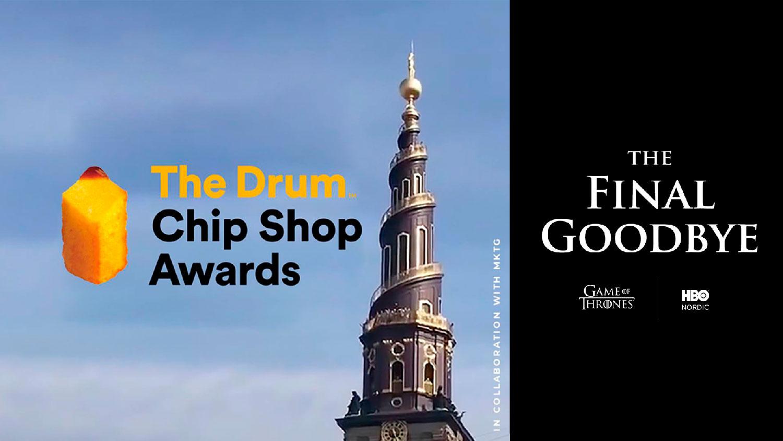 The Drum - Chip Shop Award Vinegar