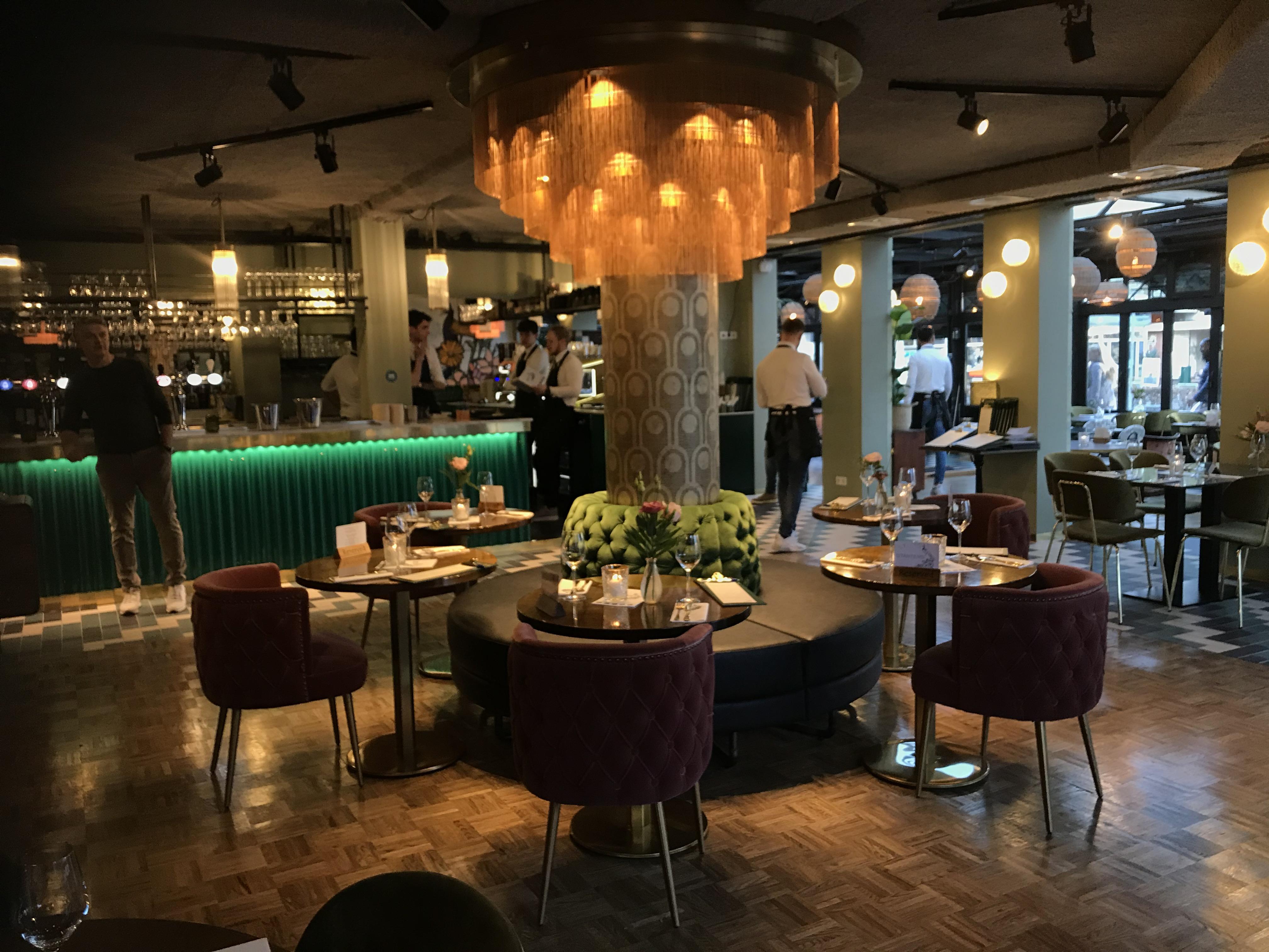 Restaurant in Bergen