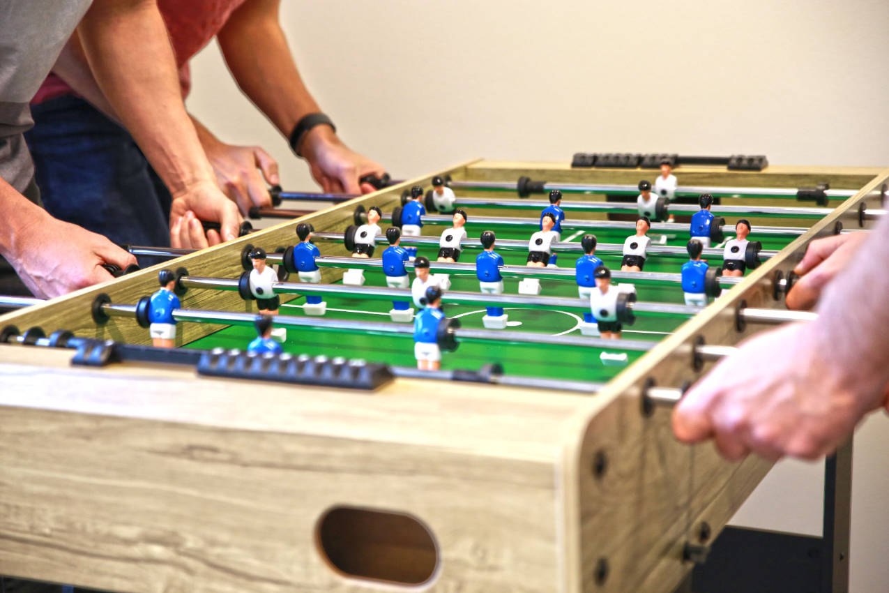 SABO office - Table football