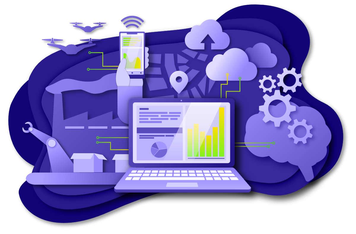 SABO Mobile IT – Complex solutions illustration