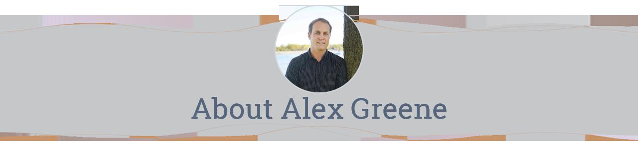 About Alex Greene: