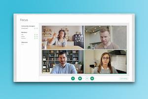 Video focus groups and IDIs