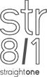 straightone logo