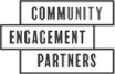 Community engagement parties logo