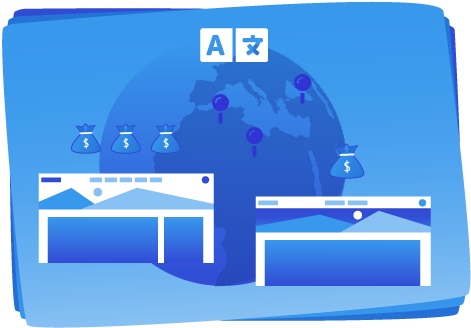 Customizable platform in front of global scale