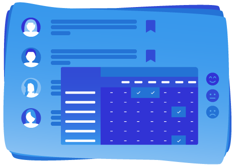 Bookmarking supporting sentiment analysis and task completion