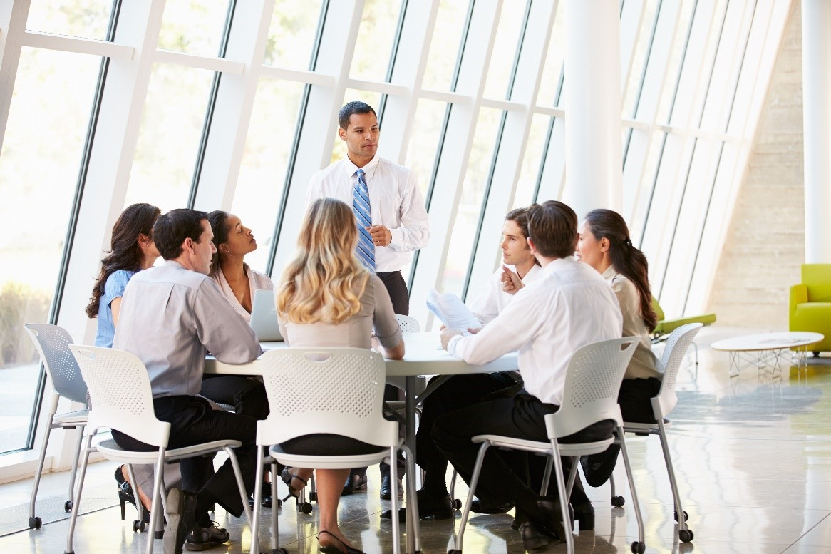Building a Collaborative Workplace Culture
