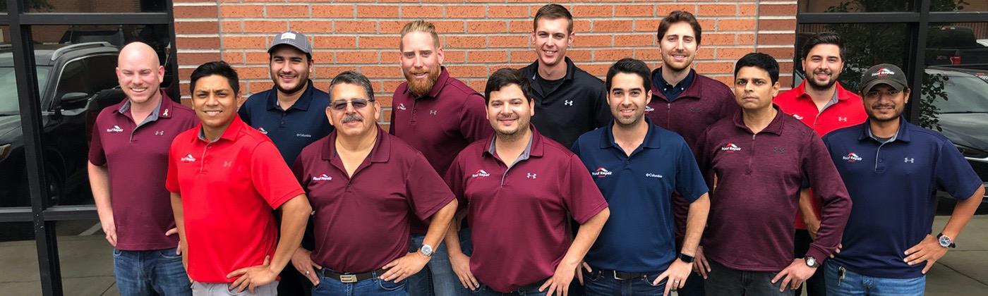 Roof Repair Squad Team