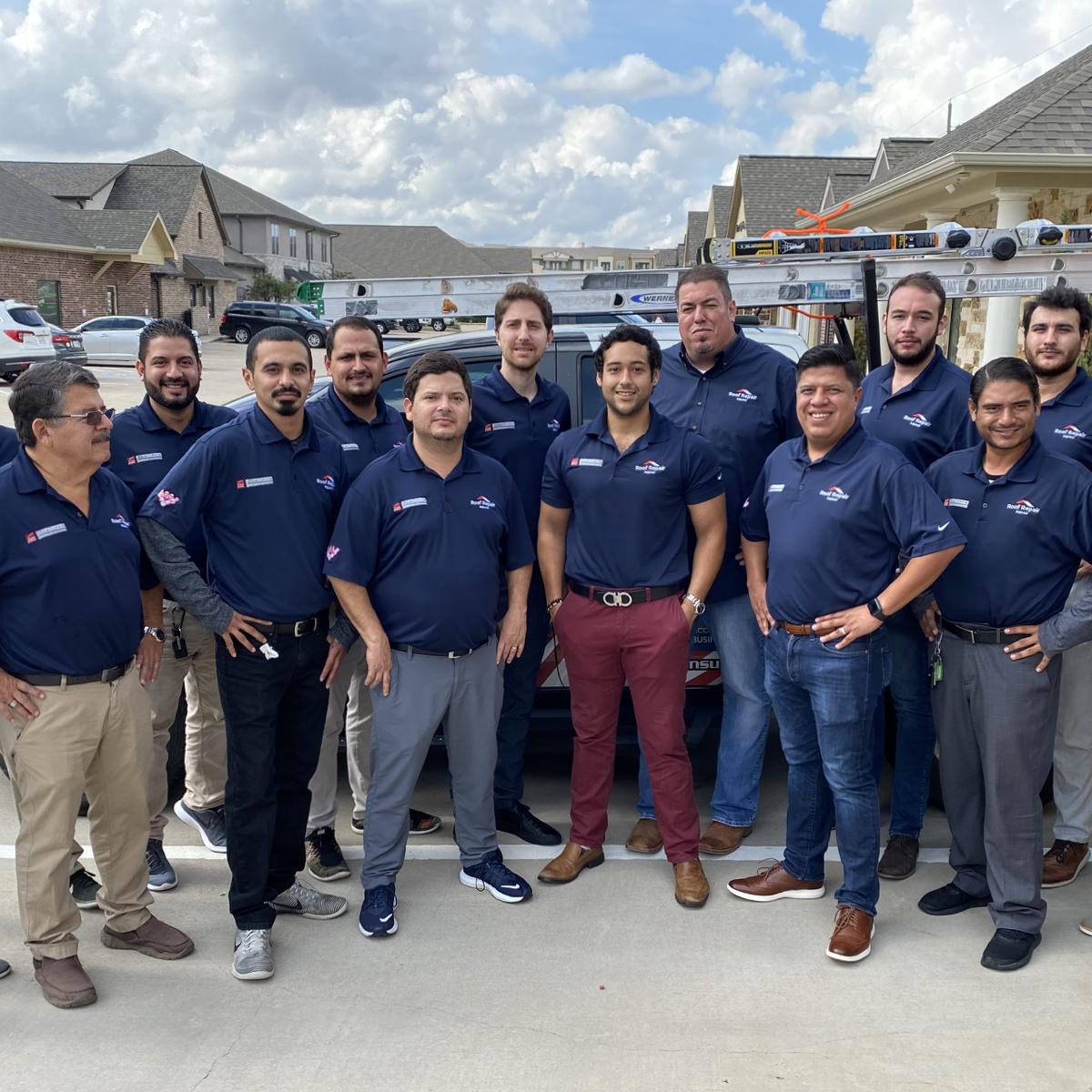Roof Repair Team