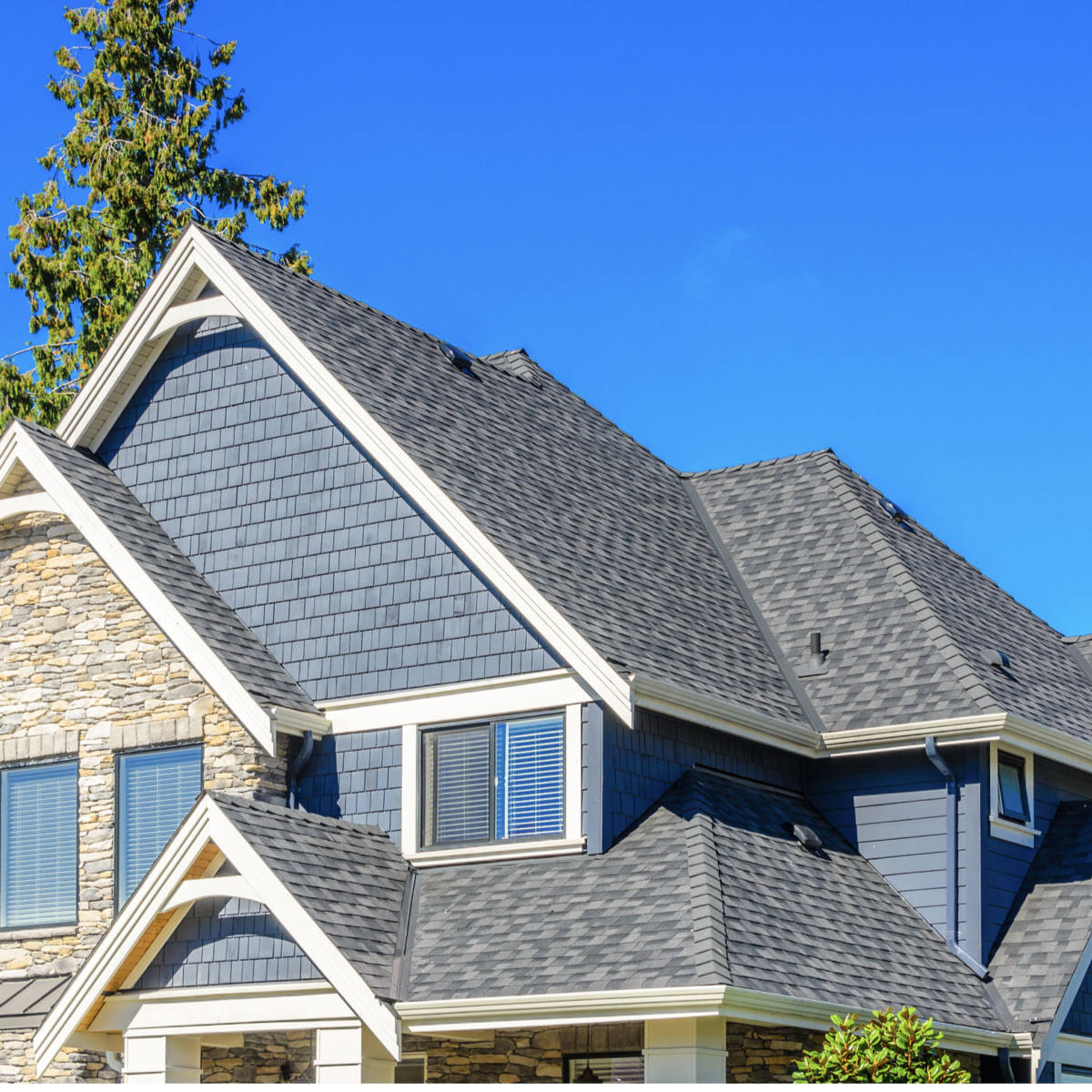 Hire pros for your home roofing project.