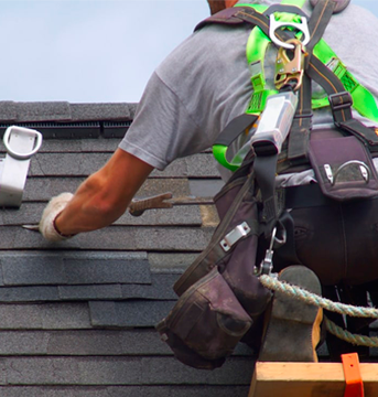 Roof Replacement - Roof Repair Squad