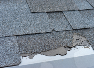 Cracks Shingles