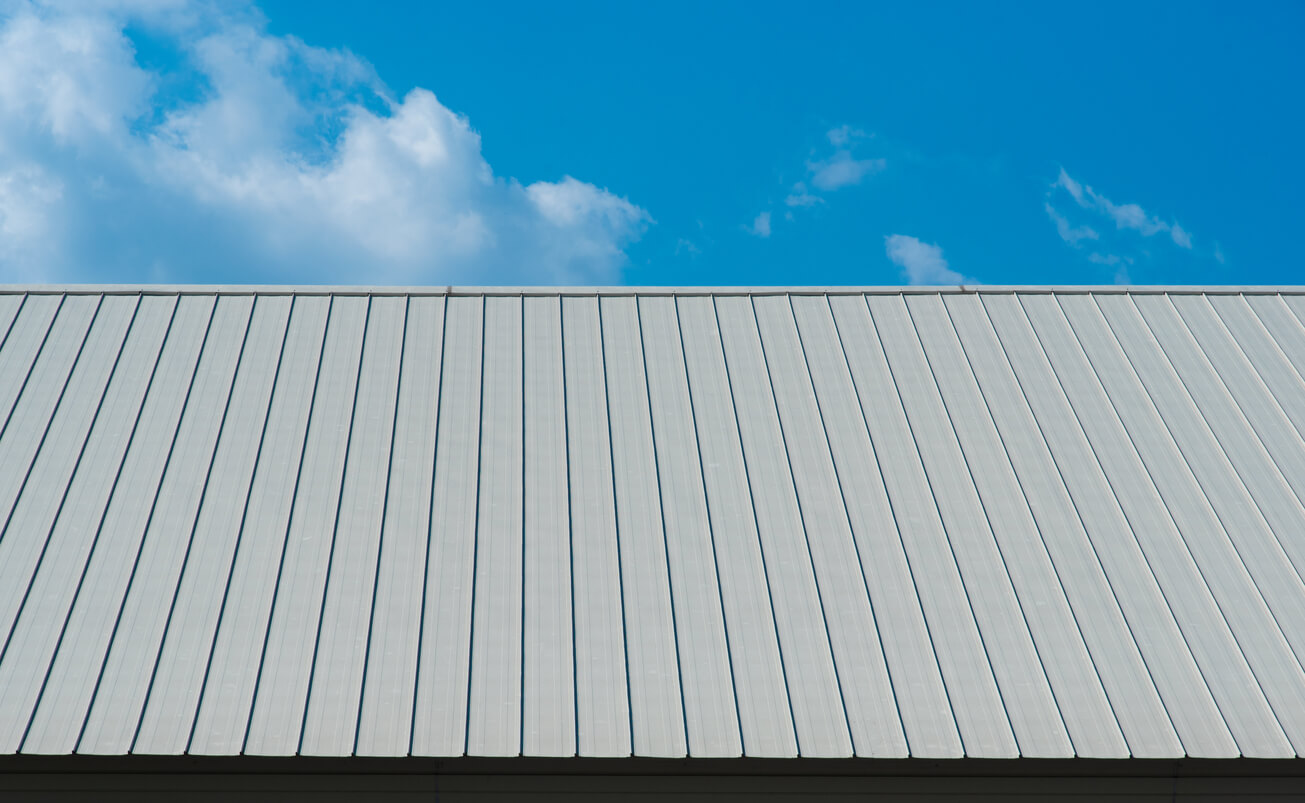 Metal Roofing in Houston