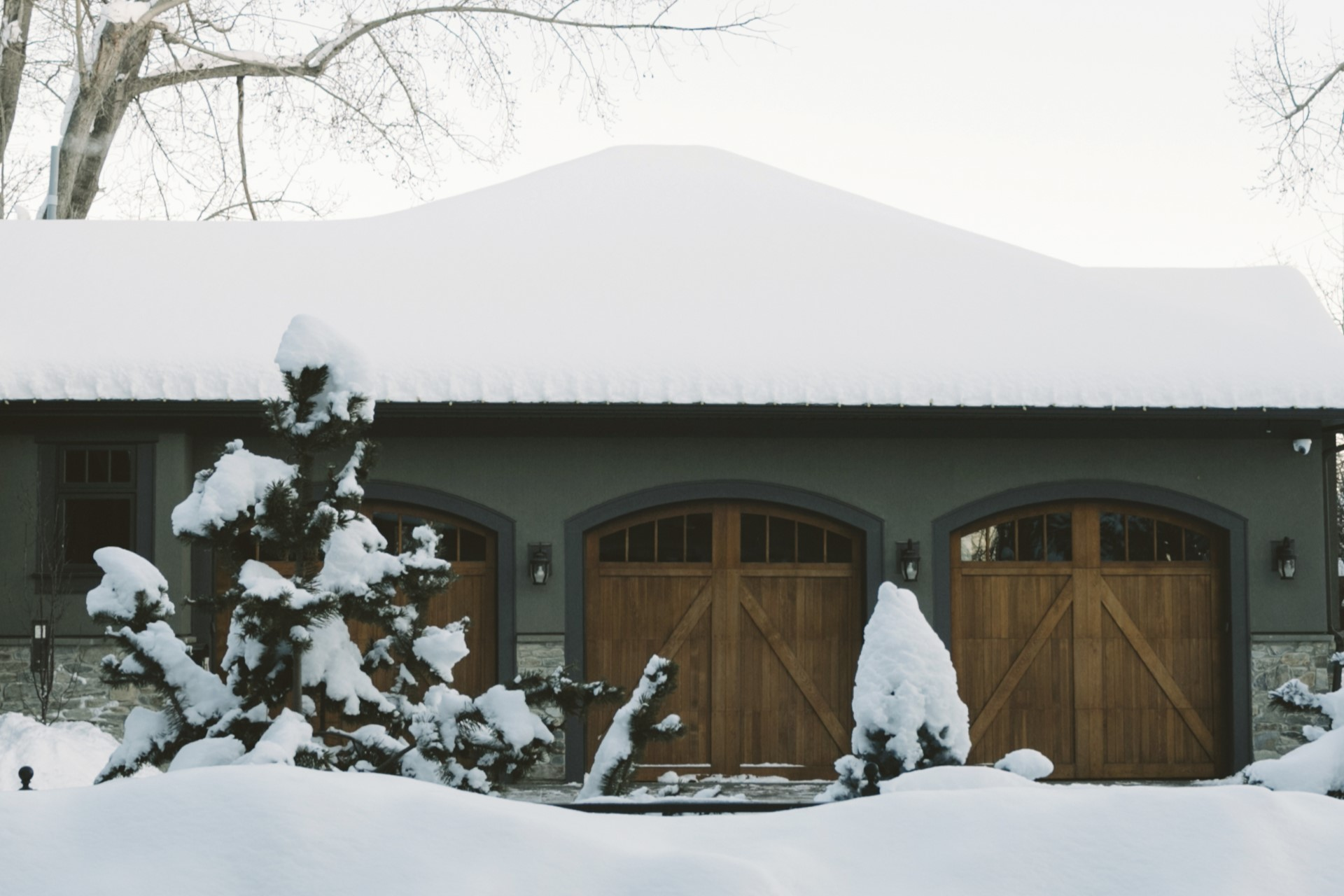 Roof Winter
