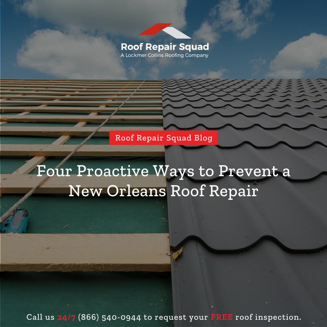 New Orleans Roof Repair