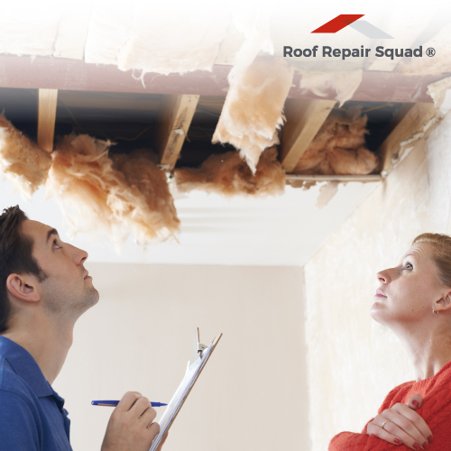 roof leak insurance