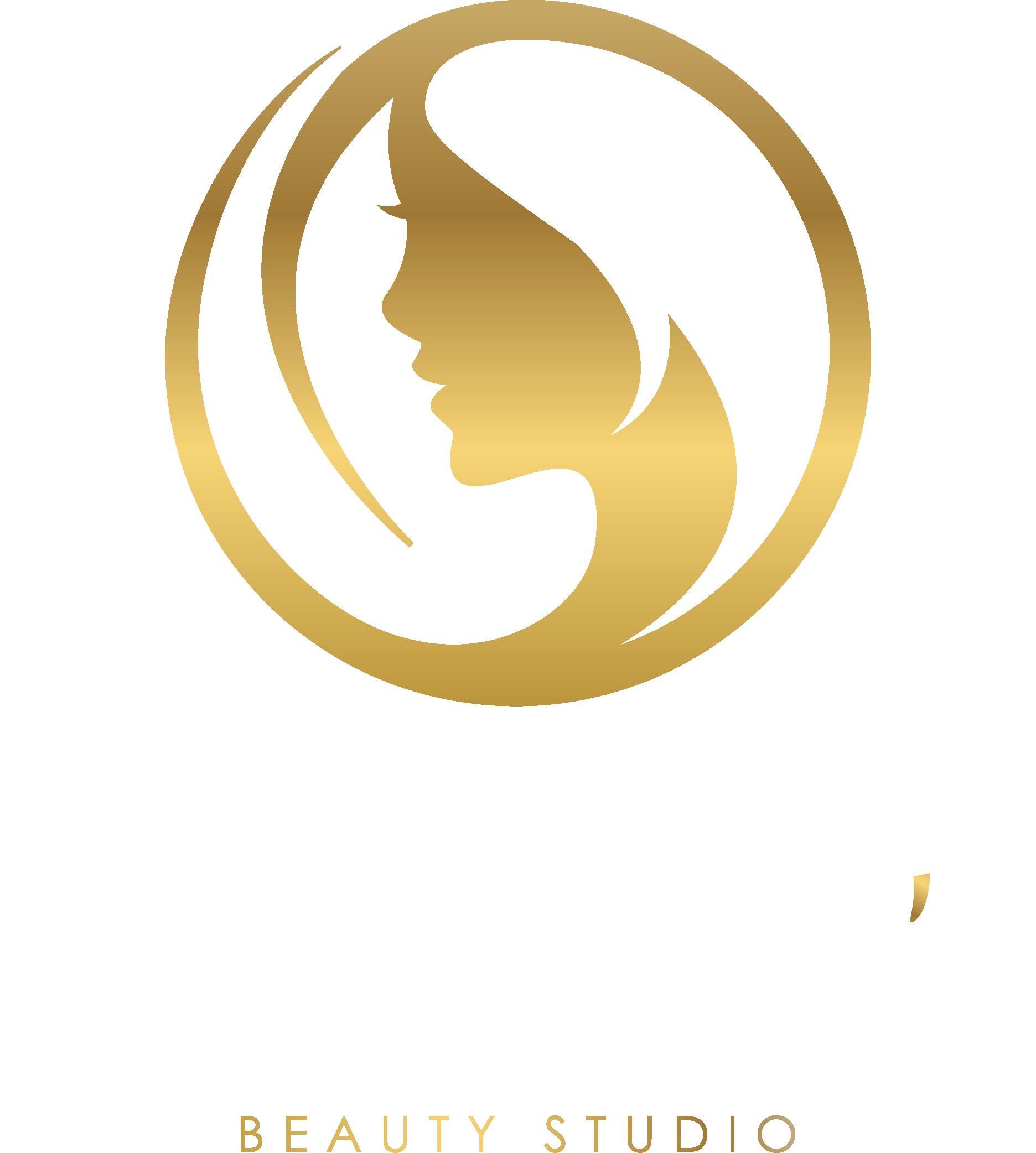 Debora's Beauty Studio Logo, Knightsbridge, London.