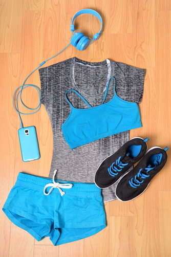 running clothes