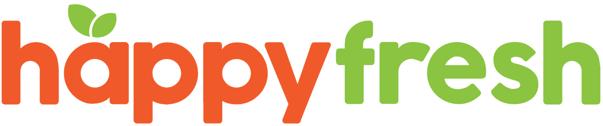 happyfresh logo