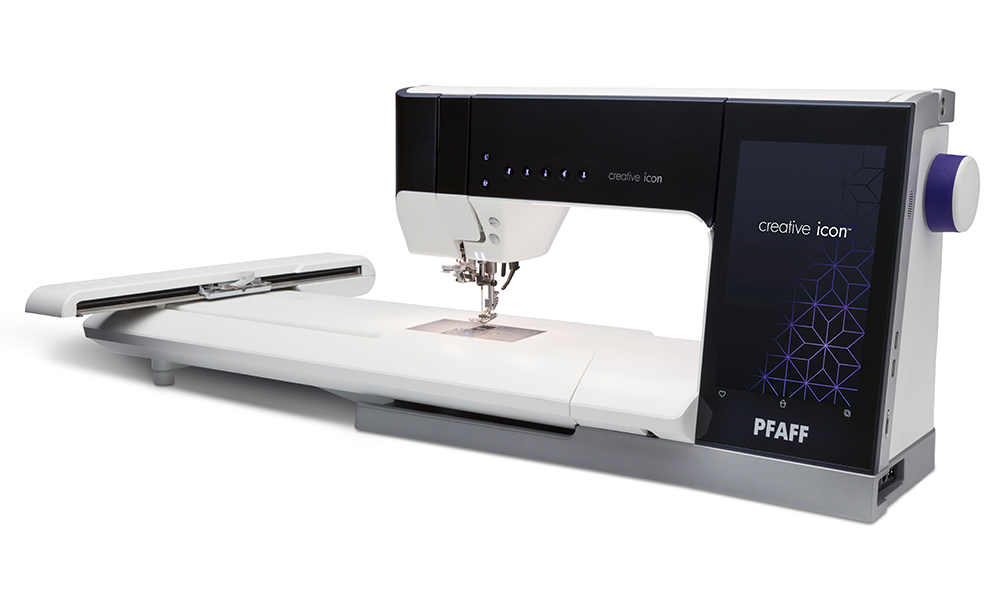 PFAFF Creative Icon Sewing and broidery machine