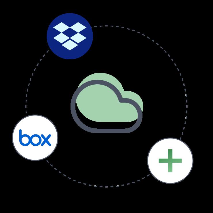 Clouddienste verbinden